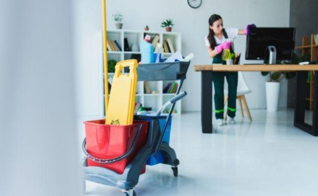 limpiadora de outsourcing